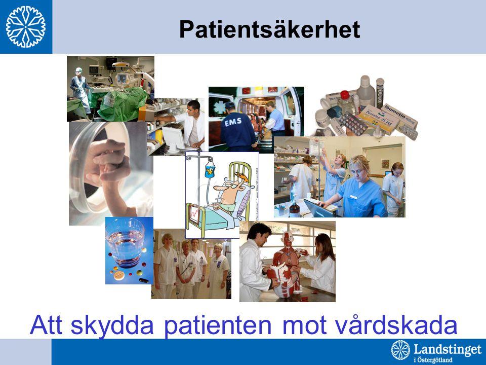 Att skydda patienten mot vårdskada