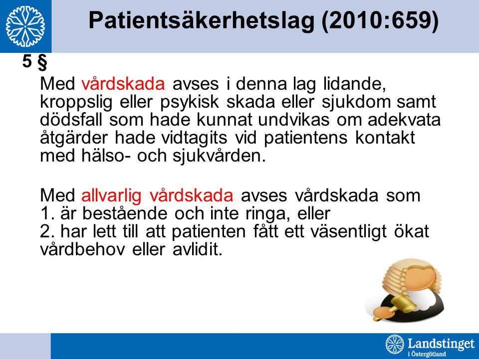 Patientsäkerhetslag (2010:659)