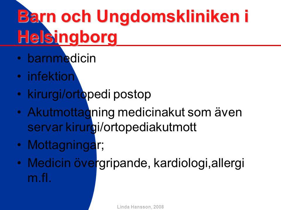 Barn och Ungdomskliniken i Helsingborg
