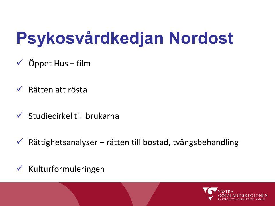 Psykosvårdkedjan Nordost