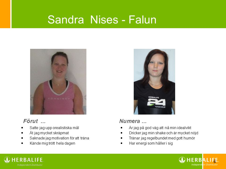 Sandra Nises - Falun Förut ... Numera ...