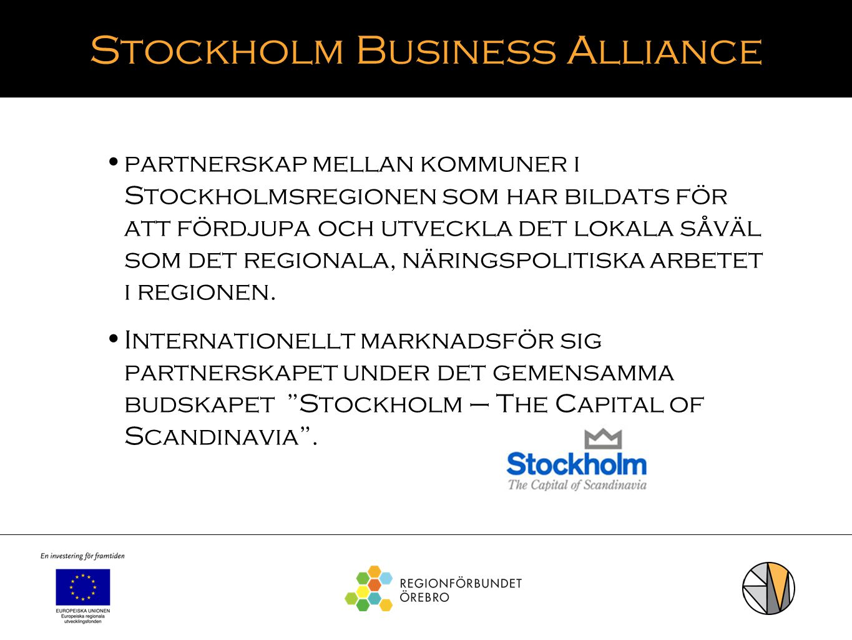 Stockholm Business Alliance