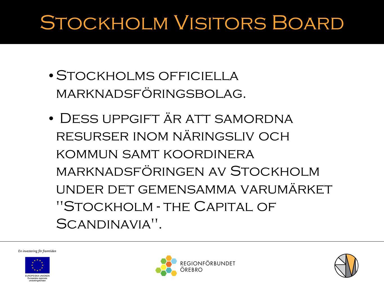 Stockholm Visitors Board