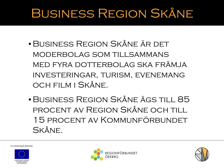 Business Region Skåne