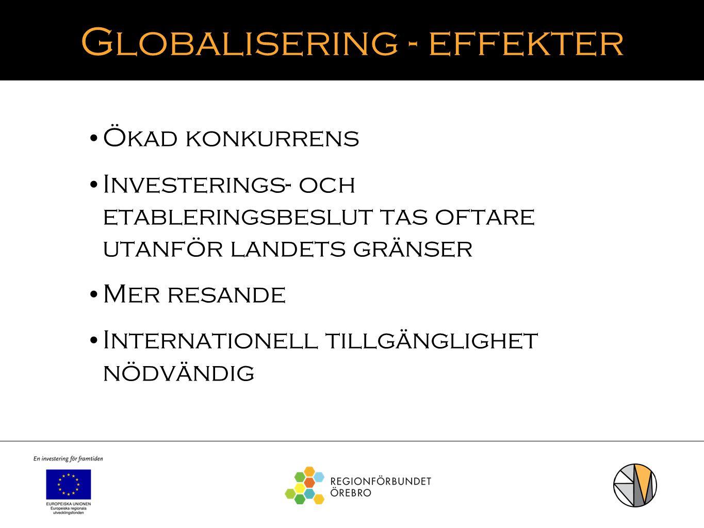 Globalisering - effekter
