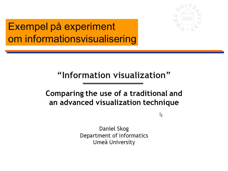 om informationsvisualisering
