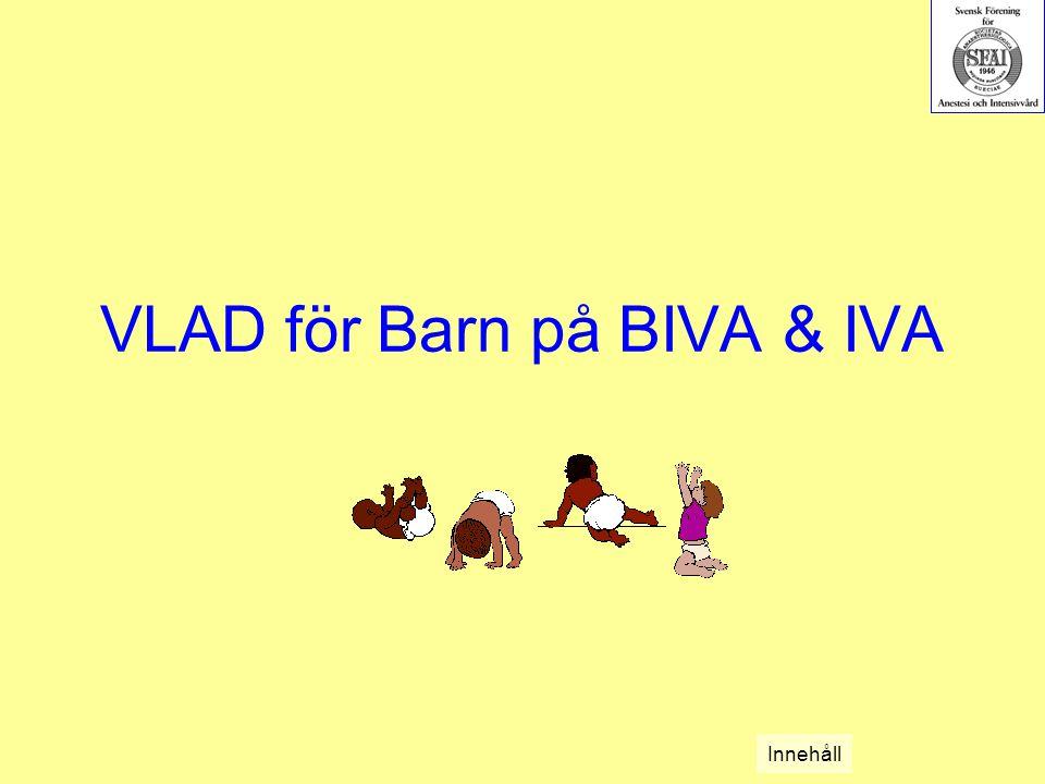 VLAD för Barn på BIVA & IVA