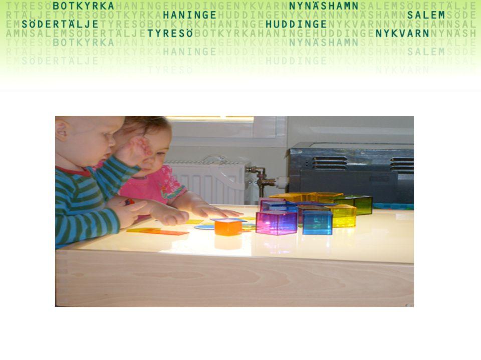 Jag heter Sanna Fritz och arbetar i vanliga fall som förskolechef för Centrums förskolor i Södertälje. Nu under hösten har jag också tf uppdraget som verksamhetschef för förskolorna i Södertälje och det är i den egenskapen jag är här idag.