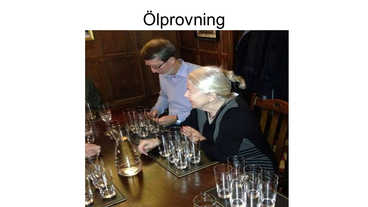 Ölprovning