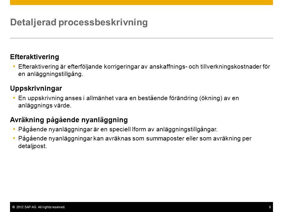 Detaljerad processbeskrivning