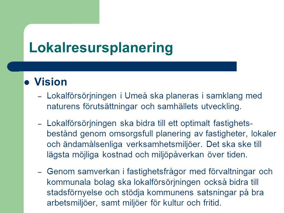 Lokalresursplanering