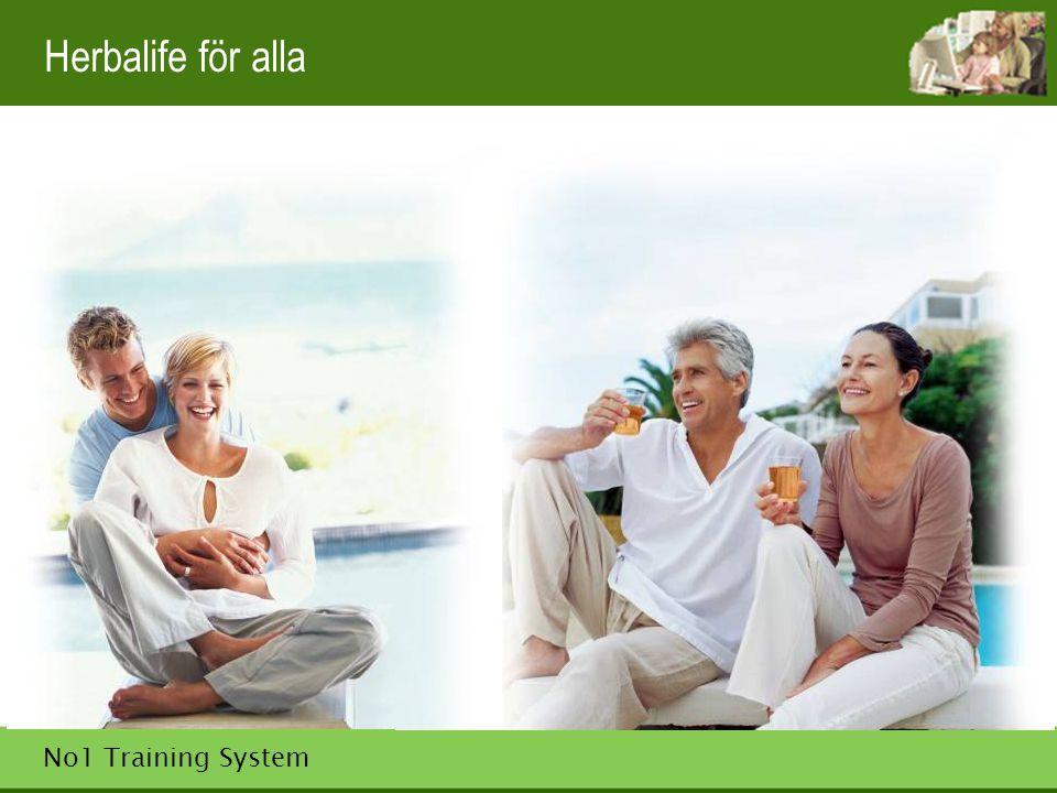 Herbalife för alla Herbalife passar alla. Oavsett ålder eller kön.