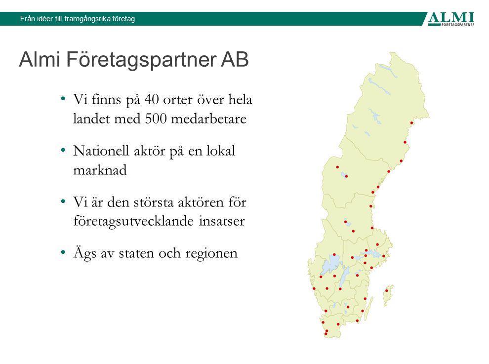 Almi Företagspartner AB