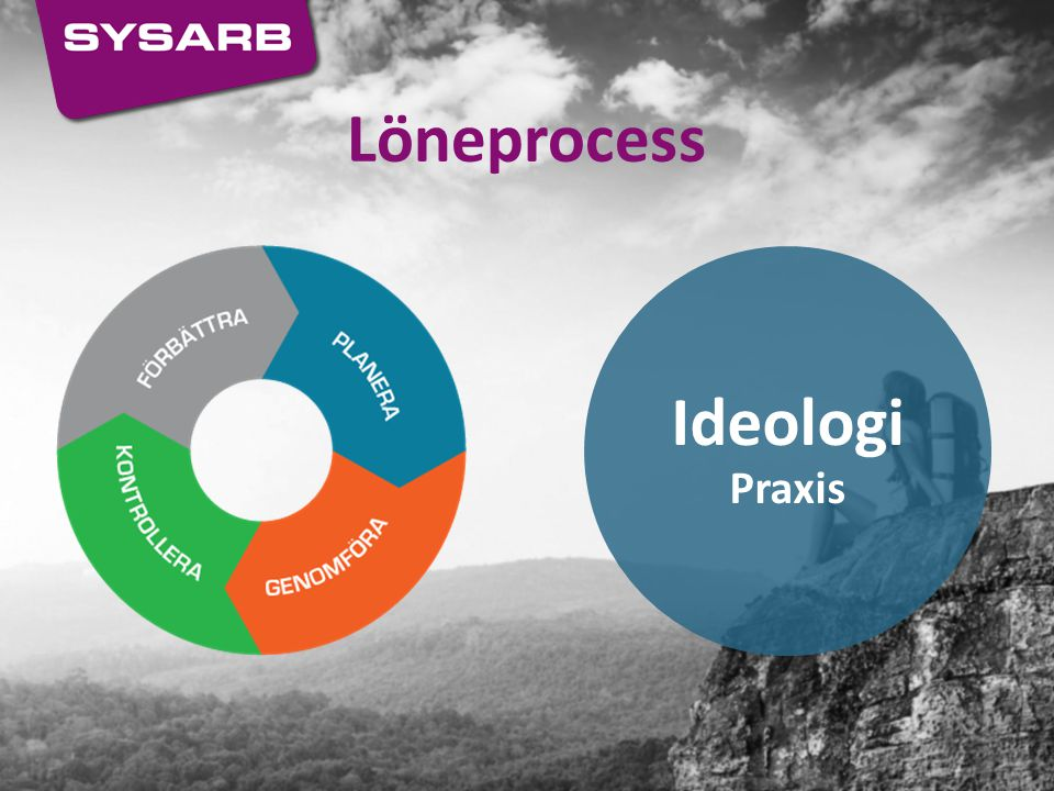 Löneprocess Ideologi Praxis