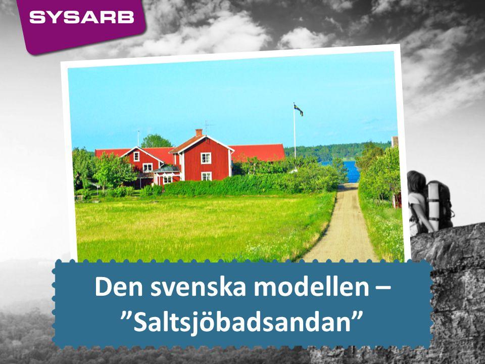 Den svenska modellen – Saltsjöbadsandan