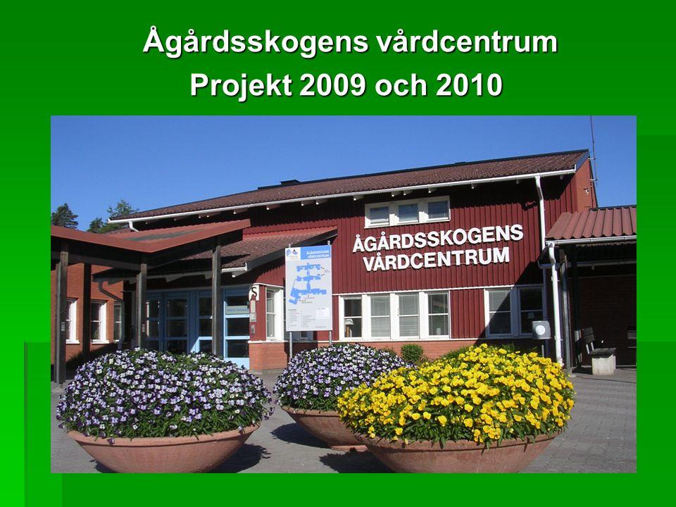 Ågårdsskogens vårdcentrum