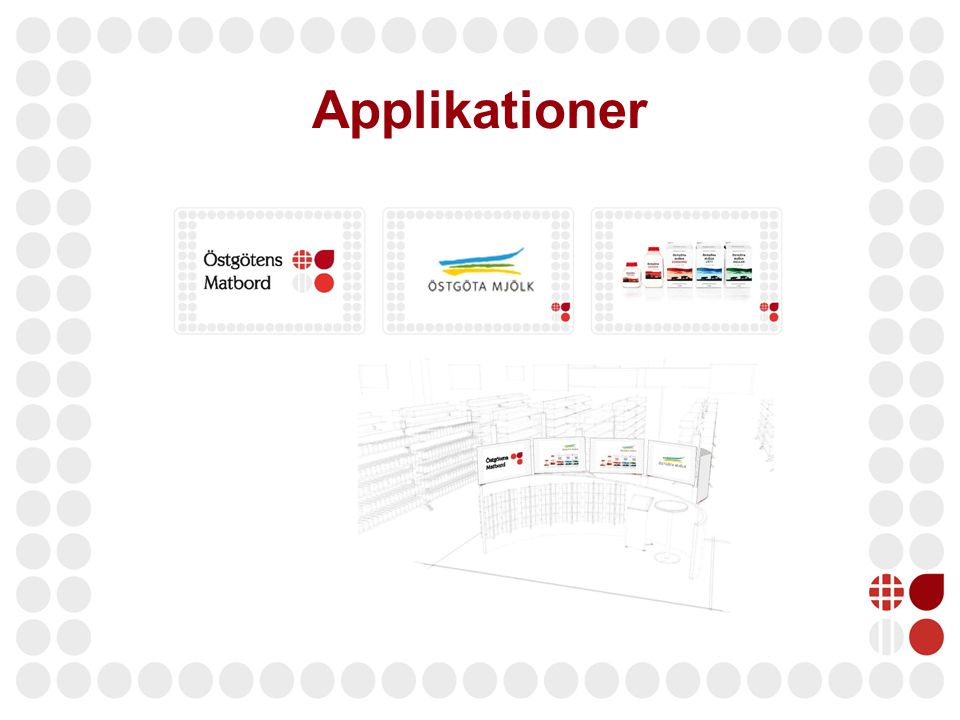 Applikationer