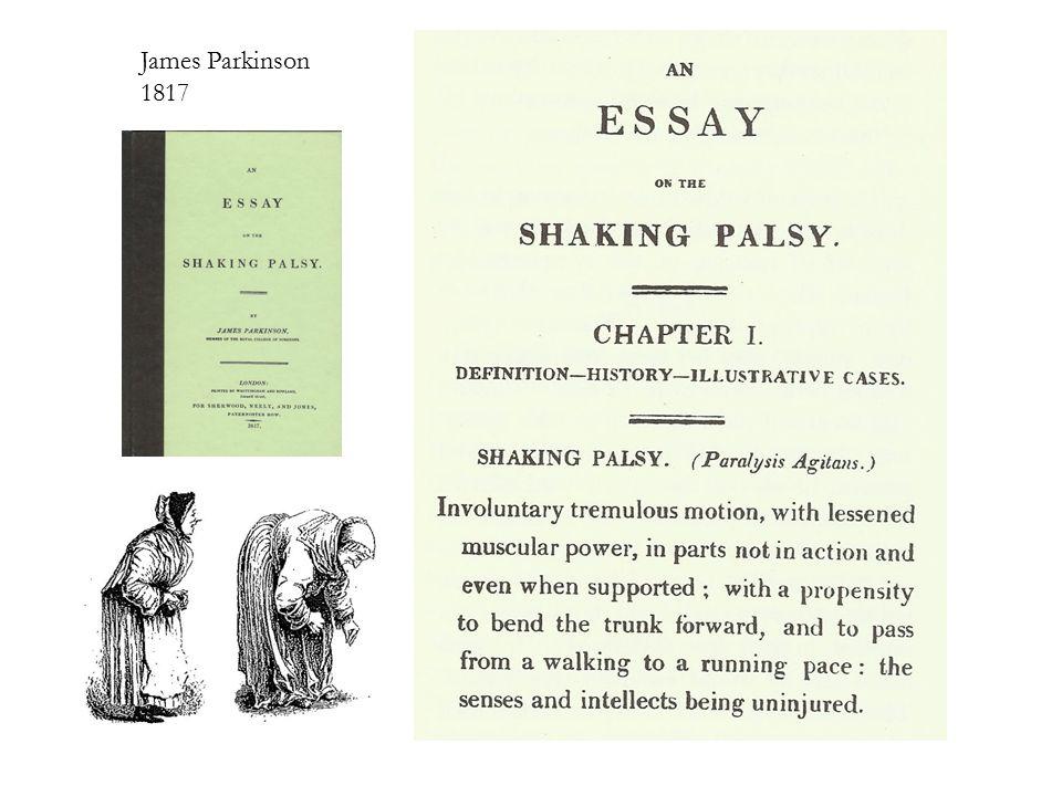James Parkinson 1817