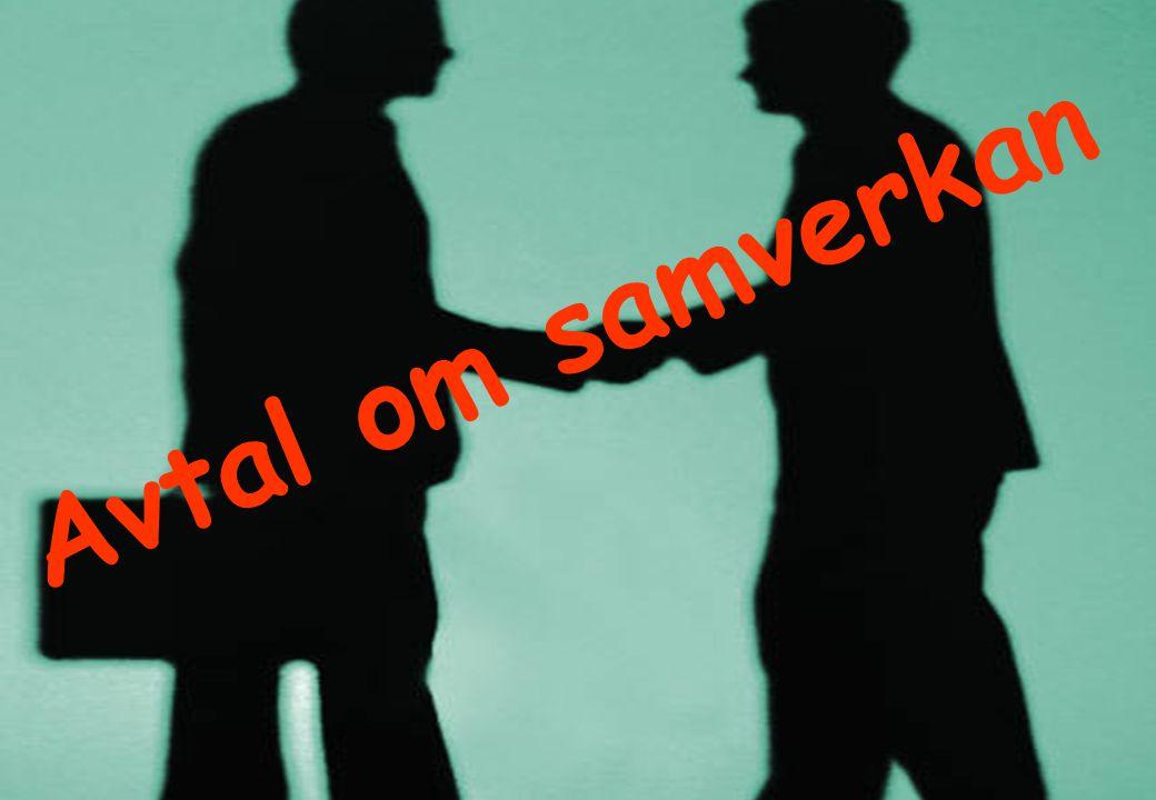 Vad är en förening Avtal om samverkan © Christer Pallin, RF-Juridik