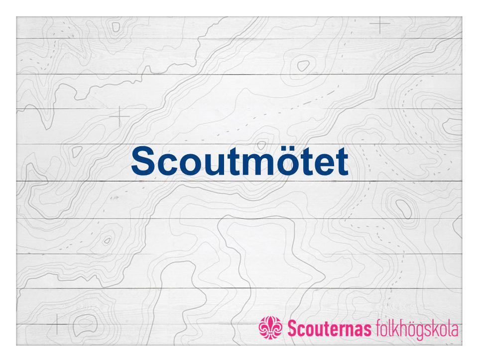 Scoutmötet