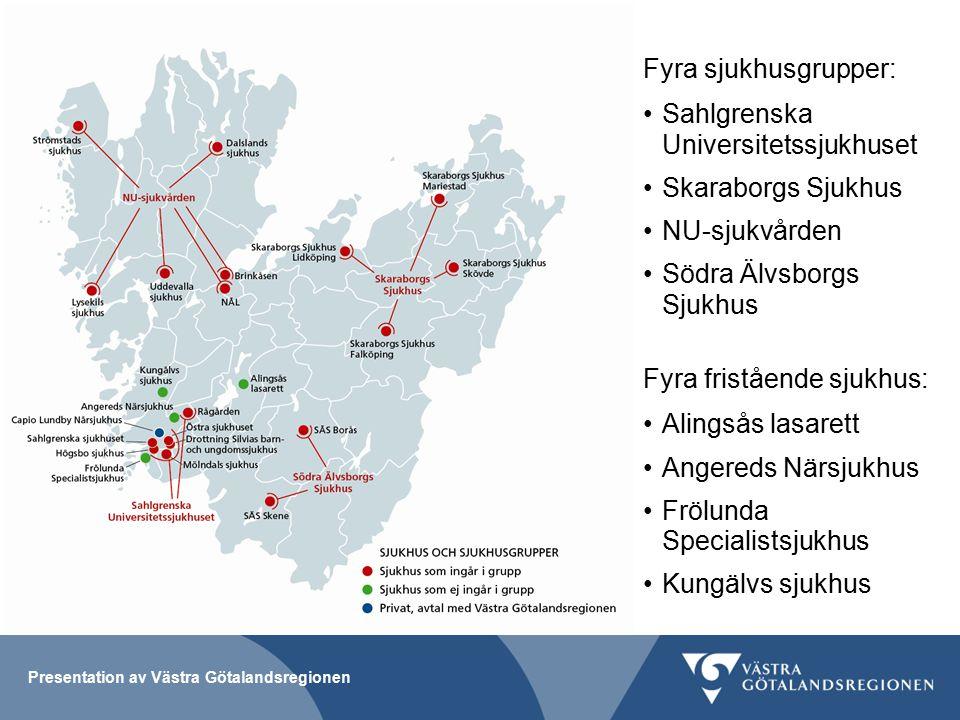 Sahlgrenska Universitetssjukhuset Skaraborgs Sjukhus NU-sjukvården