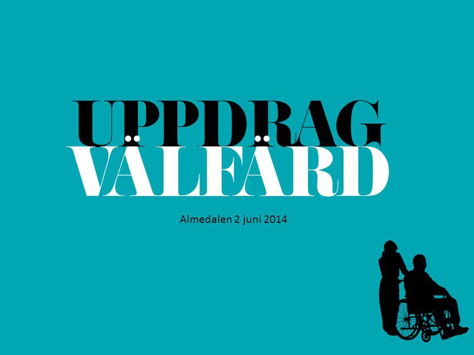 Almedalen 2 juni 2014