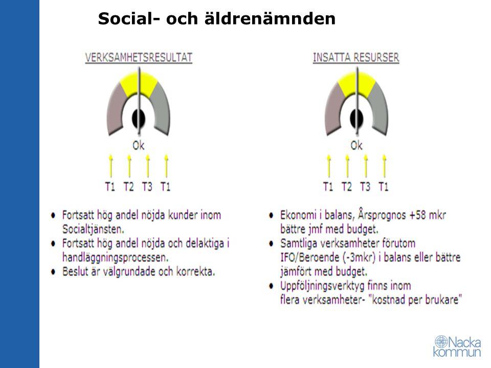 Social- och äldrenämnden