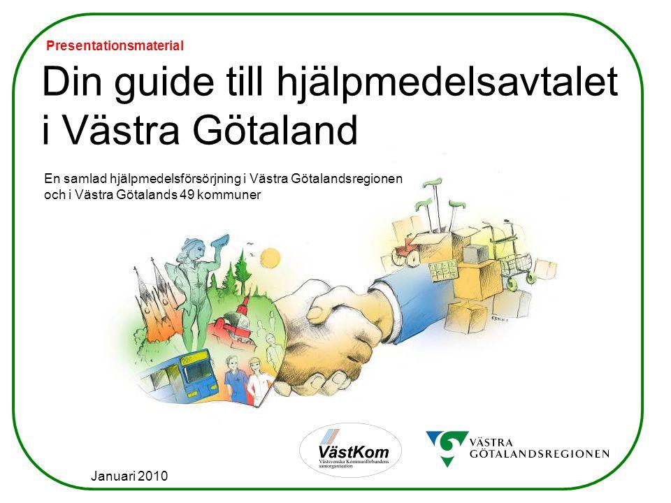 Din guide till hjälpmedelsavtalet i Västra Götaland