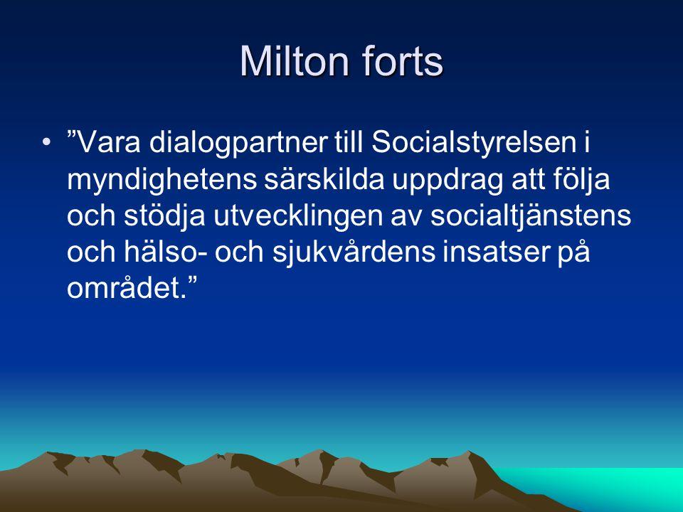 Milton forts