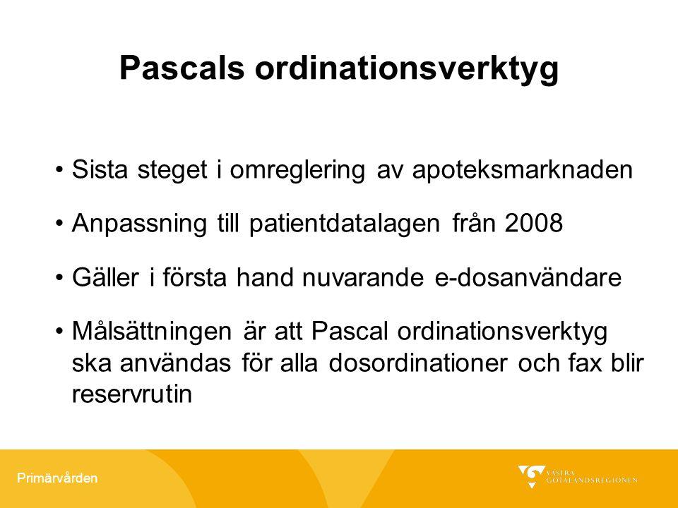 Pascals ordinationsverktyg