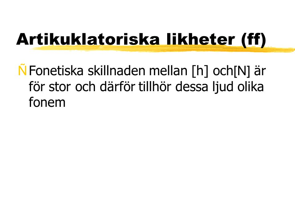 Artikuklatoriska likheter (ff)