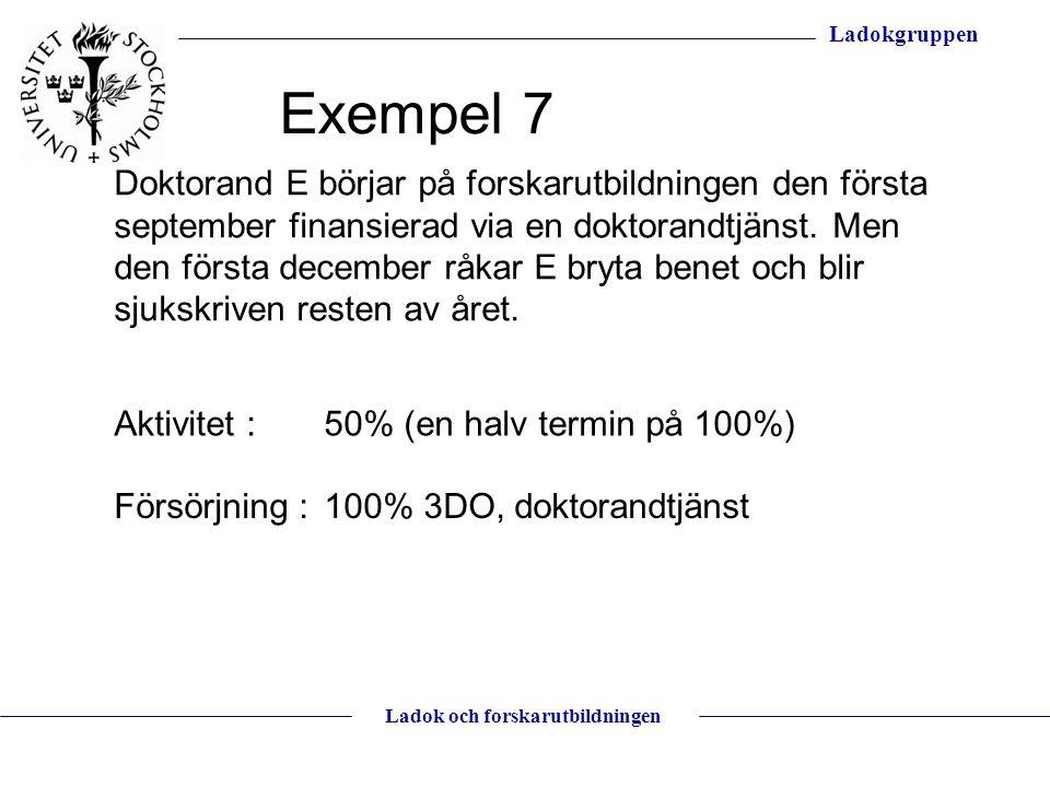 Exempel 7