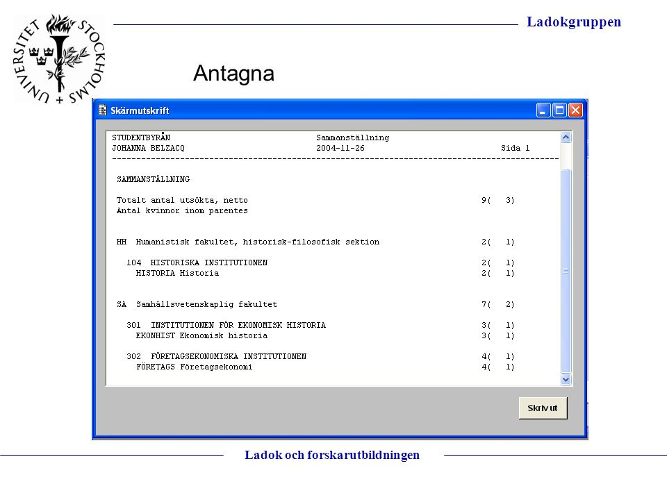 Antagna