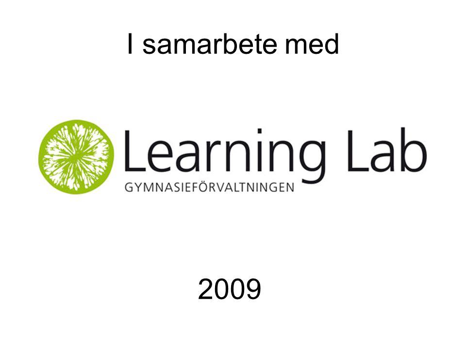 I samarbete med 2009