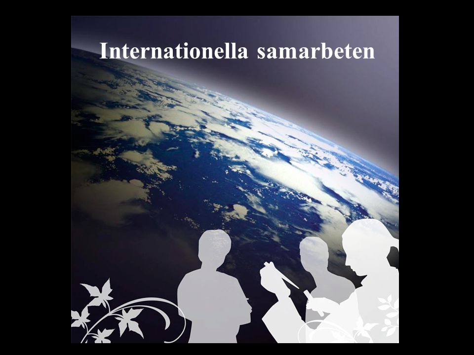 Internationella samarbeten
