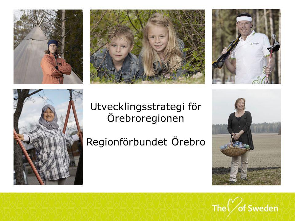 Utvecklingsstrategi för Örebroregionen