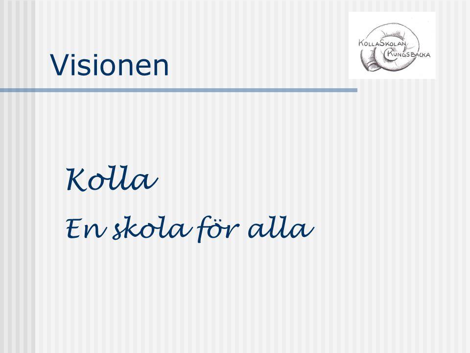 Visionen Kolla En skola för alla