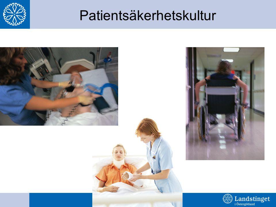 Patientsäkerhetskultur