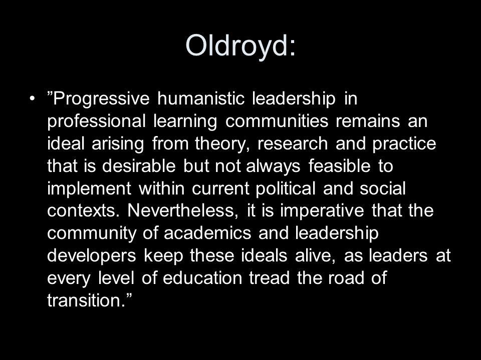 Oldroyd: