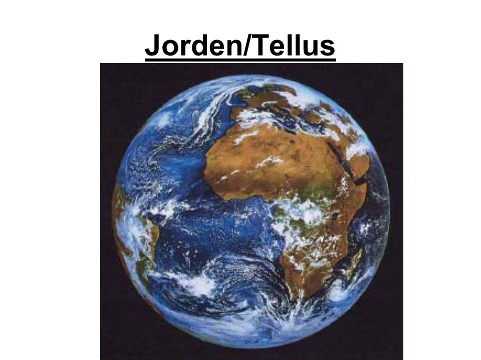 Jorden/Tellus