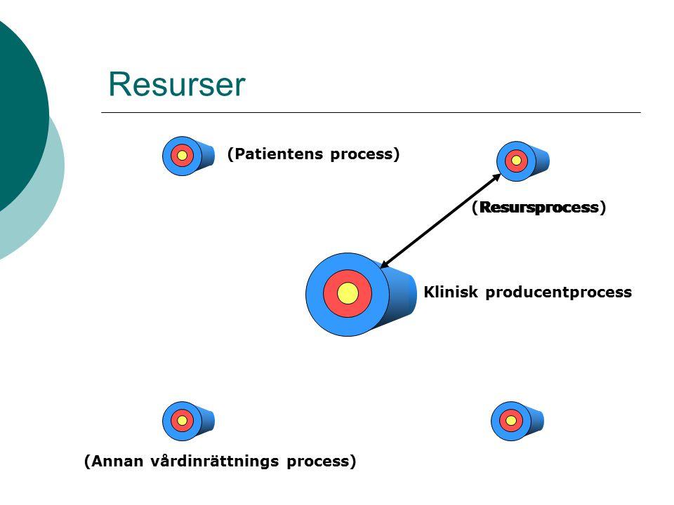 Resurser (Annan vårdinrättnings process) (Patientens process)
