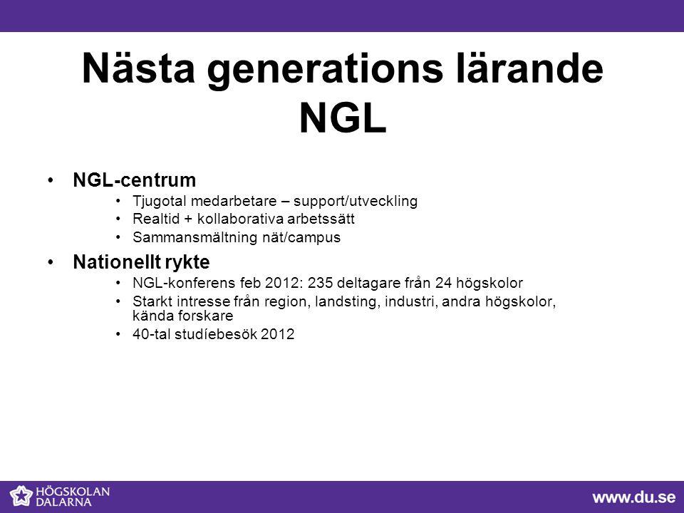 Nästa generations lärande NGL