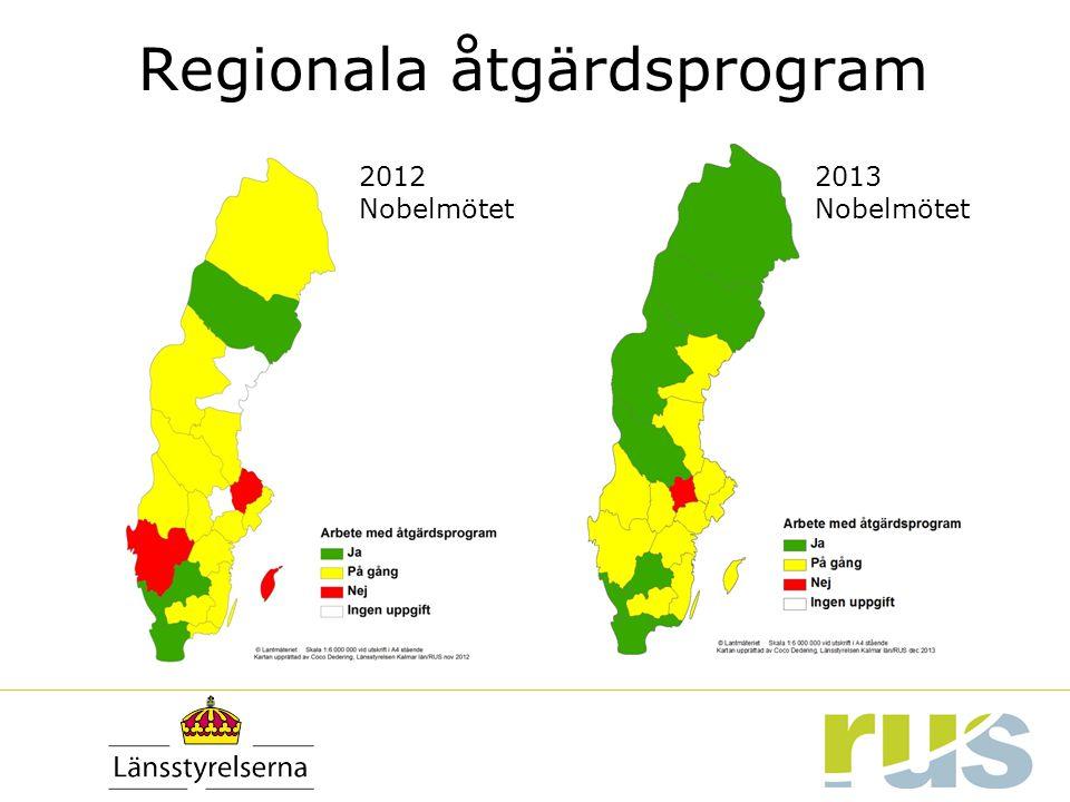 Regionala åtgärdsprogram