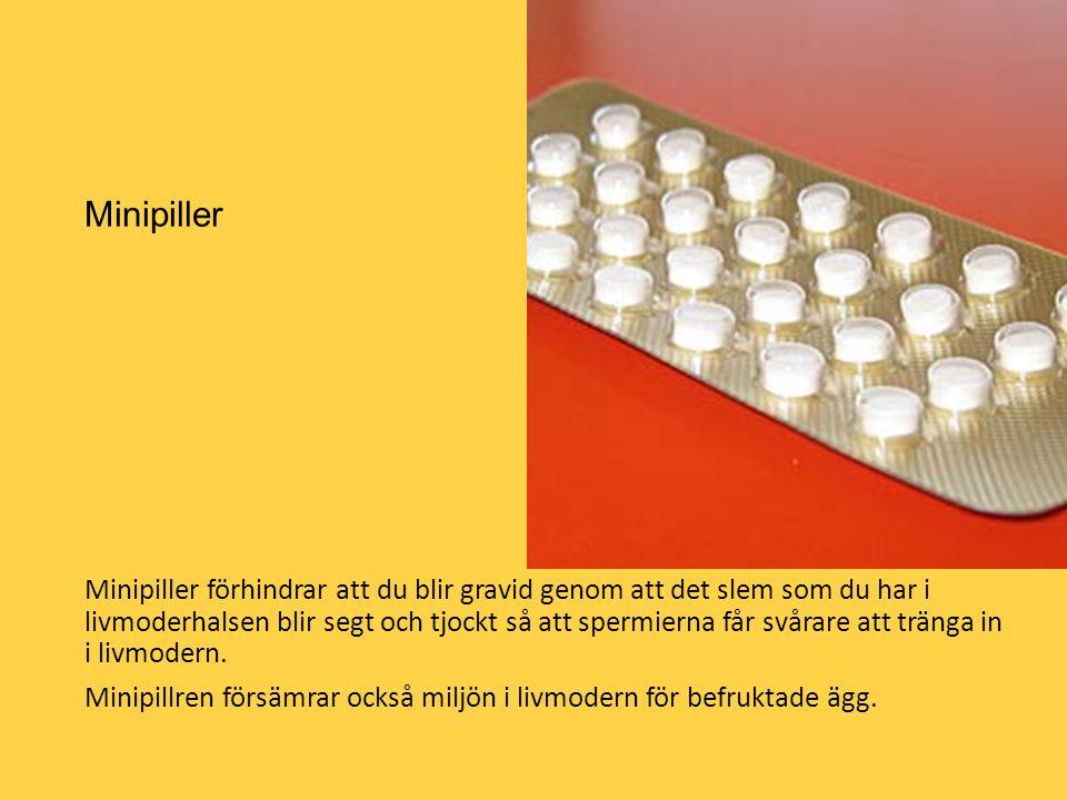 Minipiller