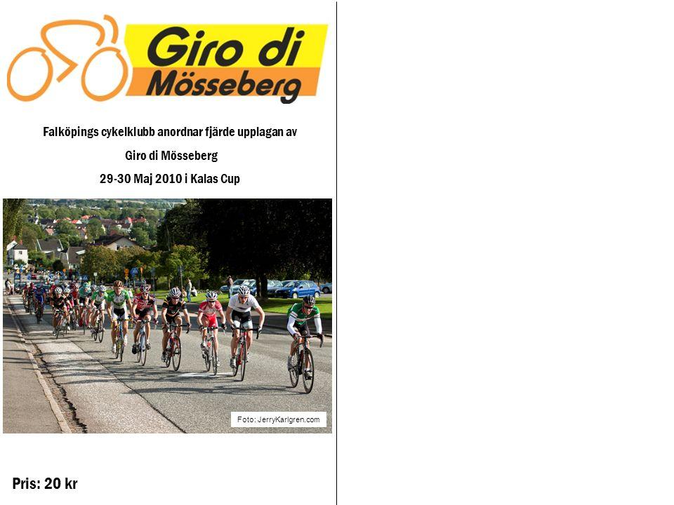 Falköpings cykelklubb anordnar fjärde upplagan av