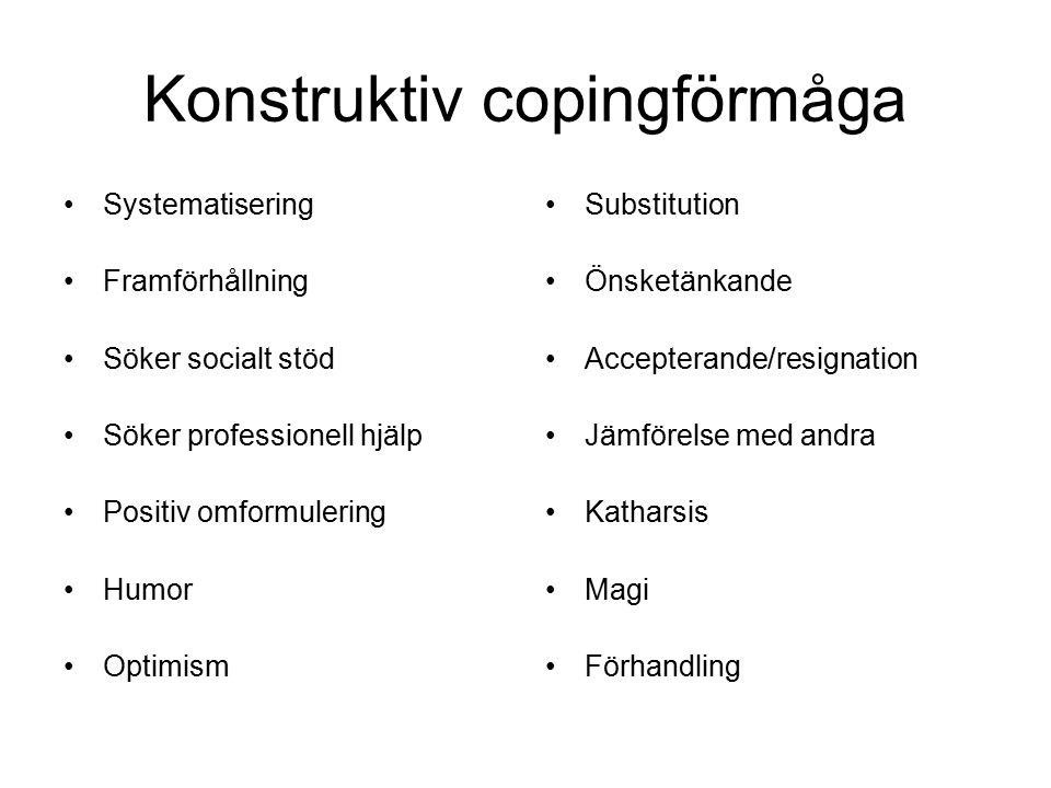 Konstruktiv copingförmåga