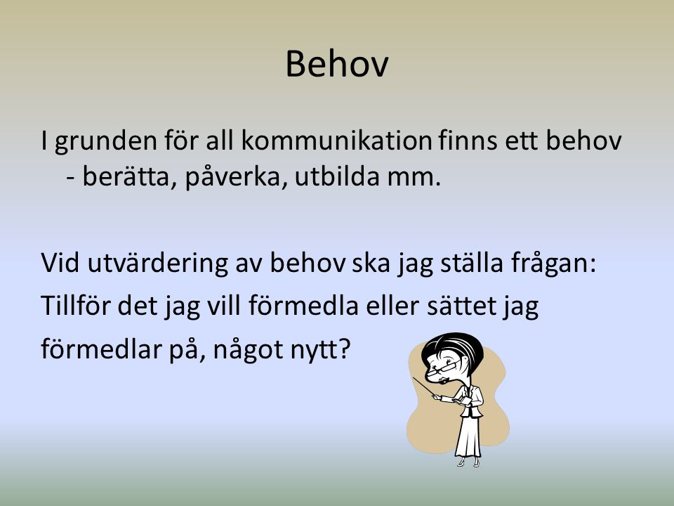 Behov