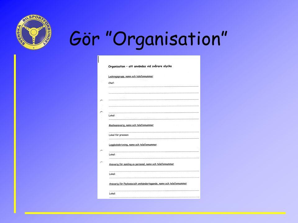 Gör Organisation