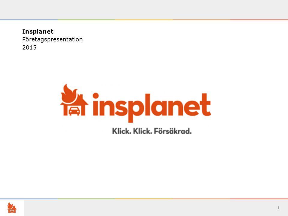 Insplanet Företagspresentation 2015