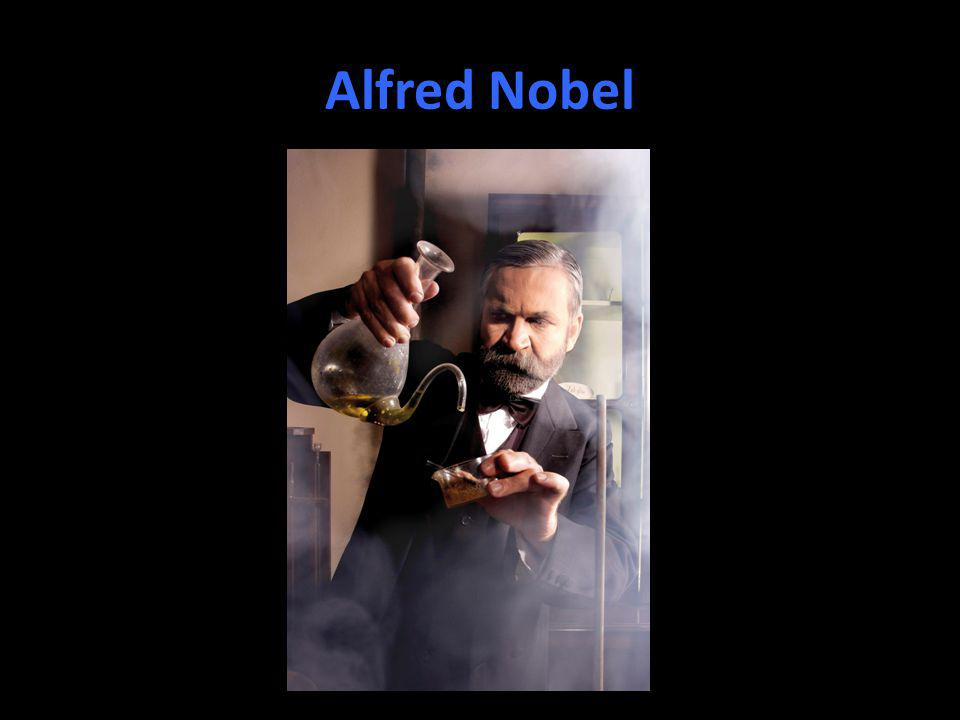 Alfred Nobel Nobelpriset tackvare patent.